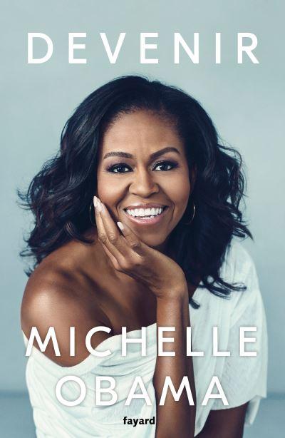Livre Girl power - Devenir de Michelle Obama
