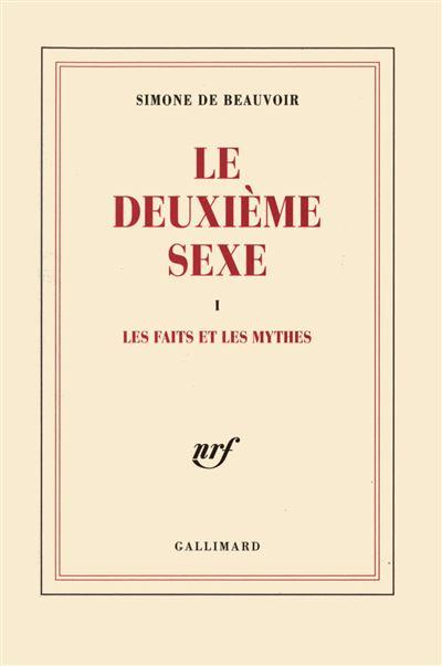 Livre Girl power - Le deuxième sexe de Simone de Beauvoir