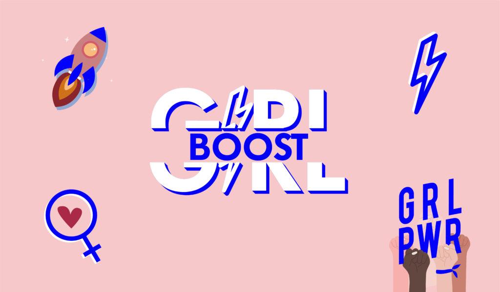 Fond d'écran d'ordinateur Girlboost