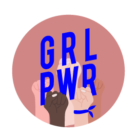 Girl Power façon GIRLBOOST