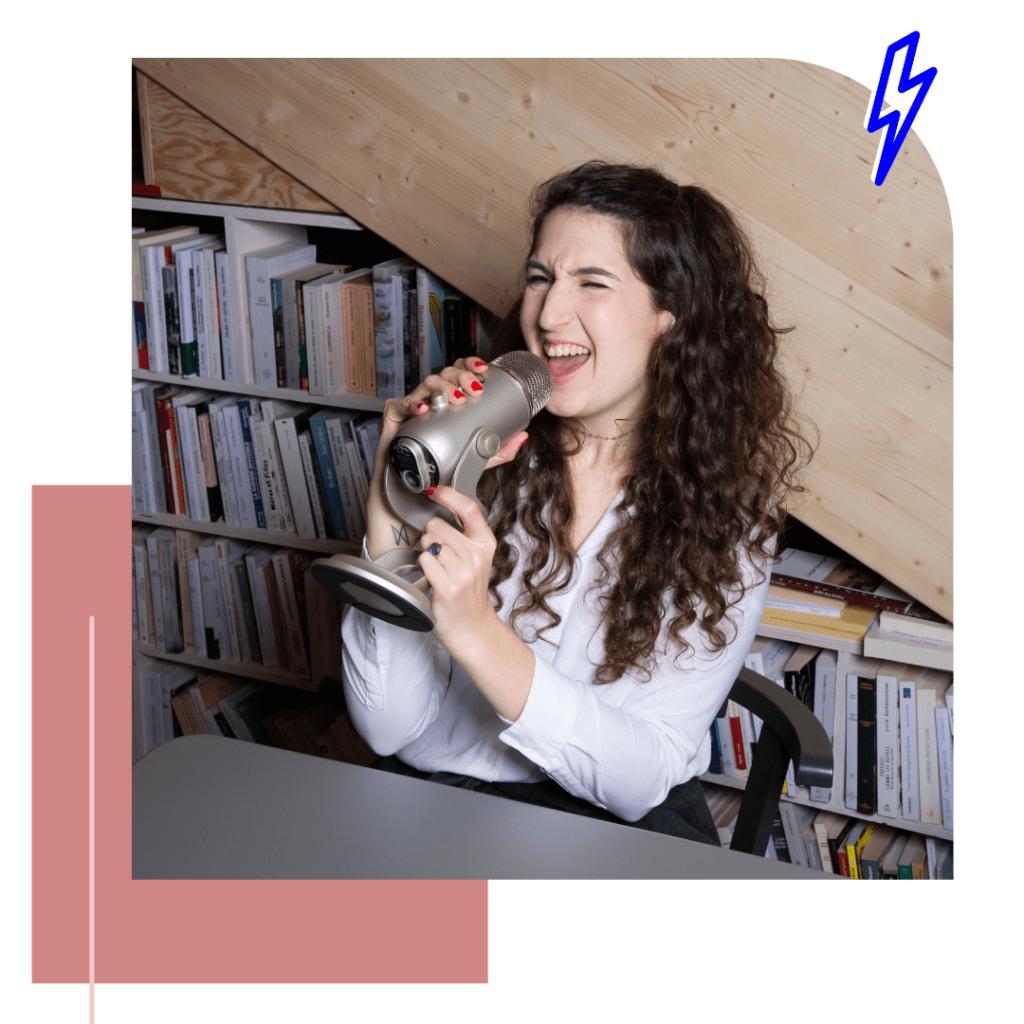Découvrez le podcast Girlboost pour entrepreneuse