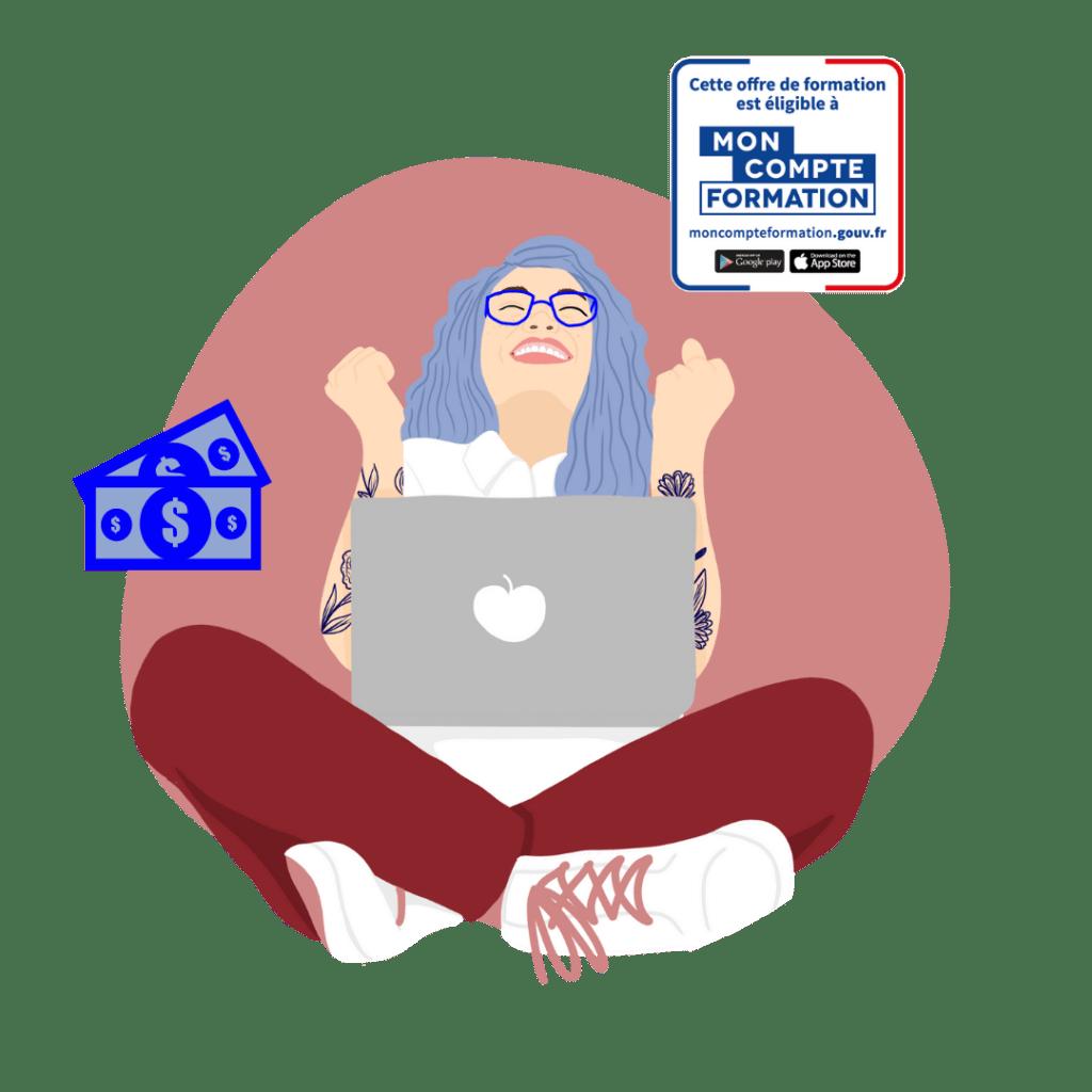 Les financements de la Girlboost Academy